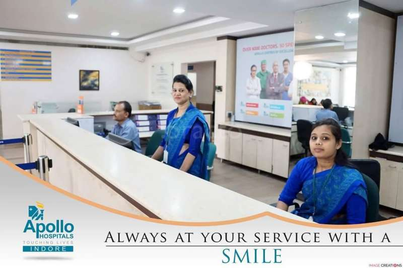 apollo hospital service strategy